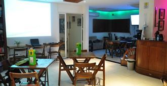 别墅旅馆 - 里约热内卢 - 餐馆
