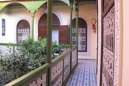 里亚德达尔塔姆酒店 - 马拉喀什 - 建筑