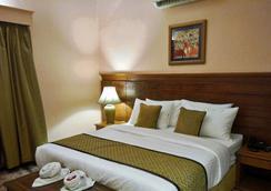 Dayal Lodge-A Boutique Hotel - 阿格拉 - 睡房