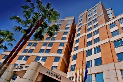 阿里玛拉酒店 - 巴塞罗那 - 建筑