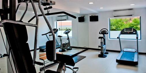 阿里玛拉酒店 - 巴塞罗那 - 健身房