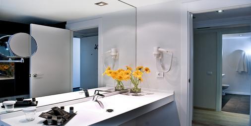 阿里玛拉酒店 - 巴塞罗那 - 浴室