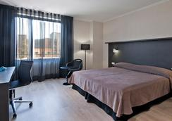 阿里玛拉酒店 - 巴塞罗那 - 睡房