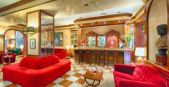 米兰市中心莱昂纳多酒店 - 米兰 - 大厅