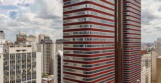 圣保罗万丽酒店 - 圣保罗 - 建筑