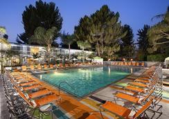 洛奇运动员酒店 - 洛杉矶 - 游泳池