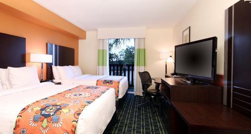 圣地亚哥老城区费尔菲尔德客栈 - 圣地亚哥 - 睡房