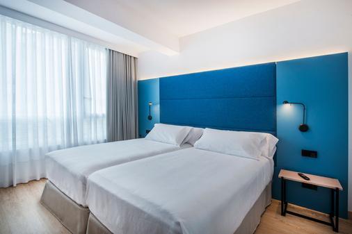 维戈西洋酒店 - 维戈 - 睡房