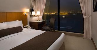 港岛太平洋酒店 - 香港 - 睡房