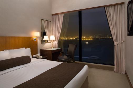 香港港島太平洋酒店 - 香港 - 睡房