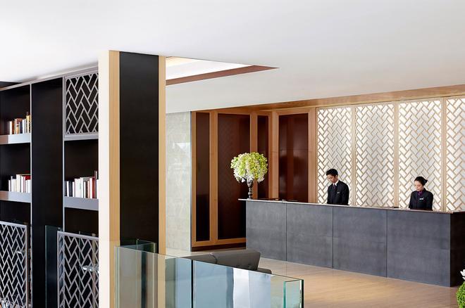 港岛太平洋酒店 - 香港 - 柜台