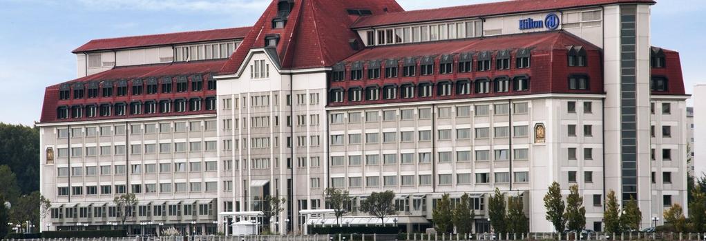 希尔顿维也纳多瑙河海滨酒店 - 维也纳 - 建筑