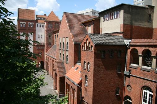 柏林三只小猪青年旅馆 - 柏林 - 建筑