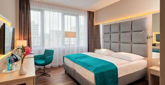 柏林好莱坞媒体酒店 - 柏林 - 睡房
