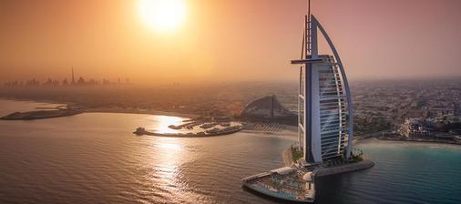 卓美亚帆船酒店 - 迪拜 - 建筑