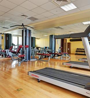 迪拜兰德阿拜德斯公寓酒店 - 迪拜 - 健身房