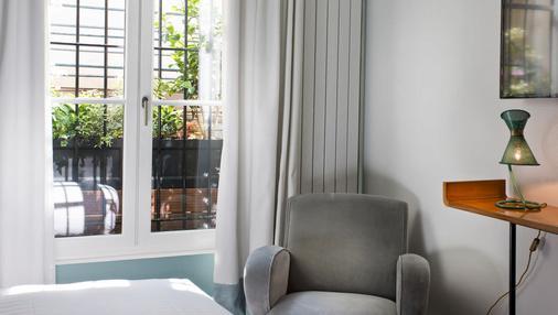 艾塔格沼泽旅馆 - 巴黎 - 客房设施