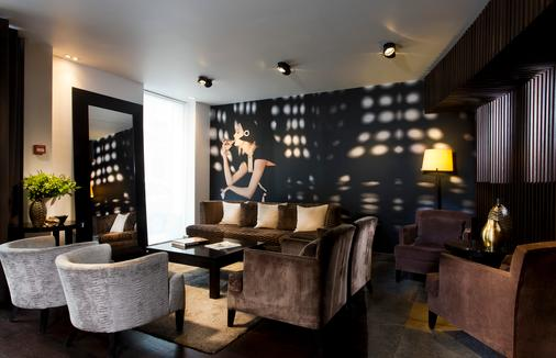 圣日耳曼德普雷别墅酒店 - 巴黎 - 大厅
