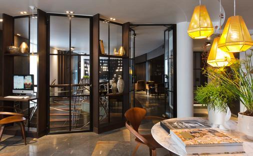 圣日耳曼德普雷别墅酒店 - 巴黎 - 柜台