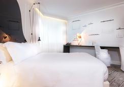 香榭丽舍家园酒店 - 巴黎 - 睡房