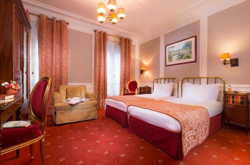 贝尔法斯特酒店 - 巴黎 - 睡房
