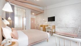 巴黎白兔子酒店 - 巴黎 - 睡房