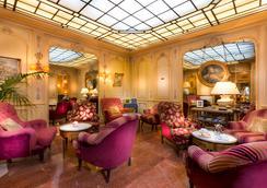 贝尔法斯特酒店 - 巴黎 - 大厅