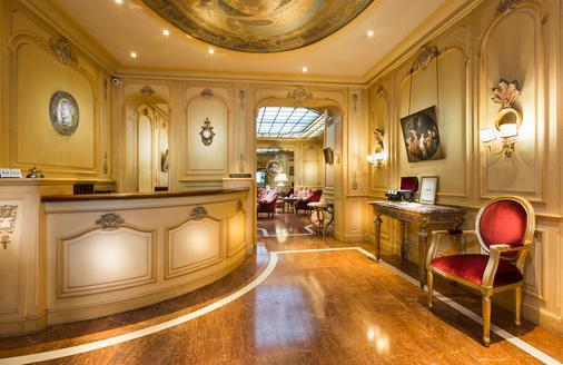 贝尔法斯特酒店 - 巴黎 - 柜台