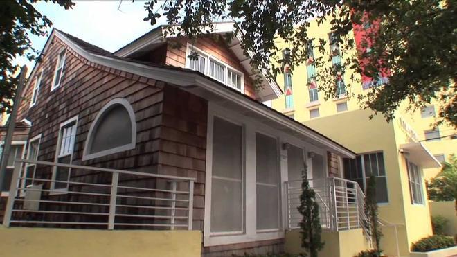 迈阿密意大利别墅 - 迈阿密海滩 - 建筑