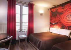公园酒店 - 巴黎 - 睡房