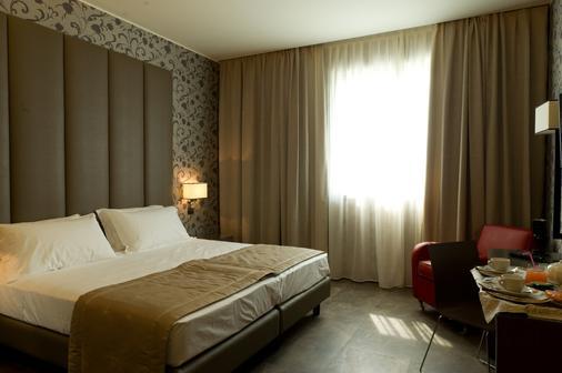 米兰展览会克利马酒店 - 米兰 - 睡房