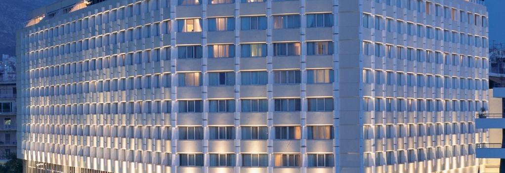 地瓦尼卡拉维尔酒店 - 雅典 - 建筑