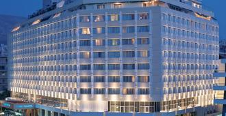 迪瓦尼卡拉维尔酒店 - 雅典 - 建筑