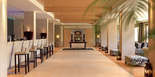 迪瓦尼迈奥泰拉酒店 - 卡兰巴卡 - 酒吧