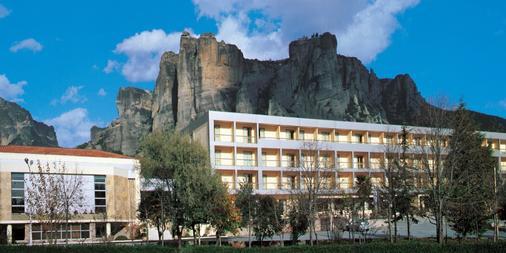 迪瓦尼迈奥泰拉酒店 - 卡兰巴卡 - 建筑