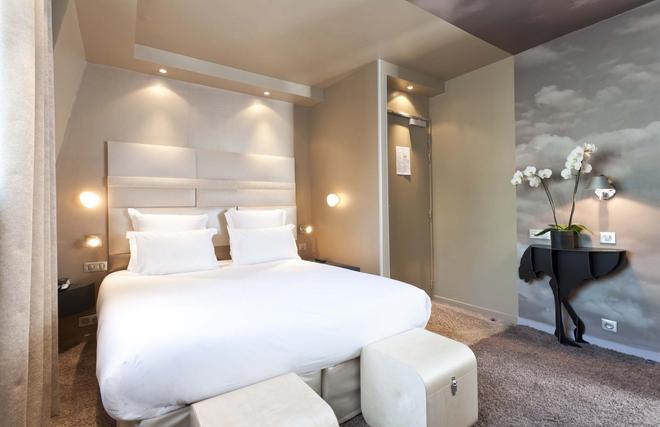 瓦拉东彩色酒店 - 巴黎 - 睡房