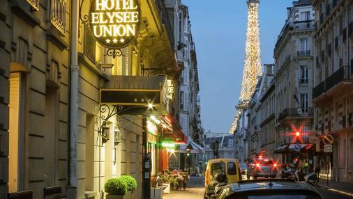 爱丽舍联合酒店 - 巴黎 - 建筑