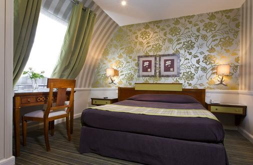 爱丽舍联合酒店 - 巴黎 - 睡房