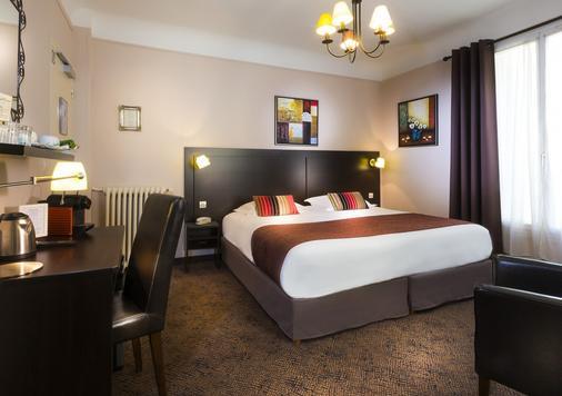 查提龙梦特帕纳瑟酒店 - 巴黎 - 睡房