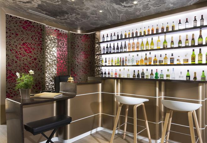 艾菲尔塞古尔酒店 - 巴黎 - 酒吧