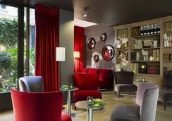 巴黎莫利亚酒店 - 巴黎 - 大厅
