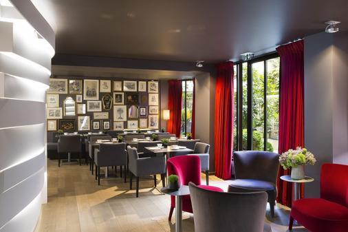 莫利亚酒店 - 巴黎 - 餐馆
