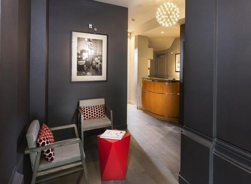 加朗斯酒店 - 巴黎 - 柜台