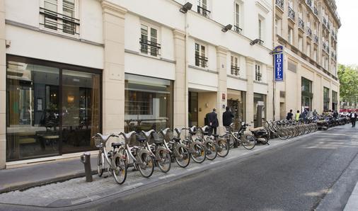 贝斯特韦斯特柯林斯酒店 - 巴黎 - 建筑