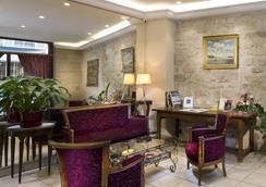 库加斯巴特农酒店 - 巴黎 - 大厅