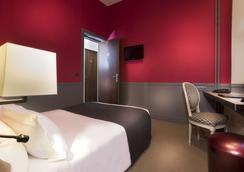 奥德昂酒店 - 巴黎 - 睡房