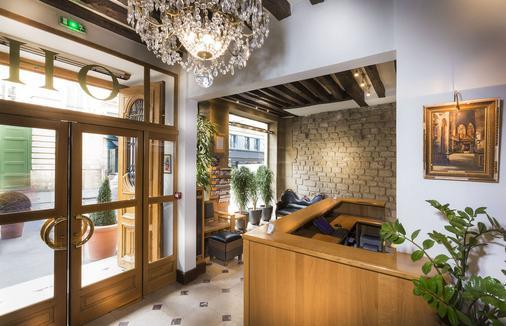 奥德昂酒店 - 巴黎 - 柜台