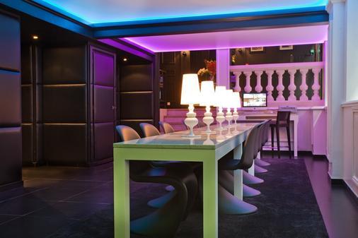 艾克纳酒店 - 巴黎 - 大厅
