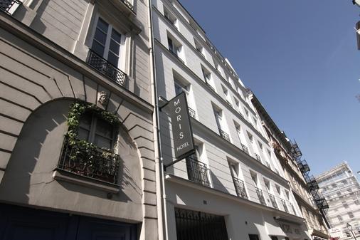 莫里斯格兰德大道酒店 - 巴黎 - 建筑