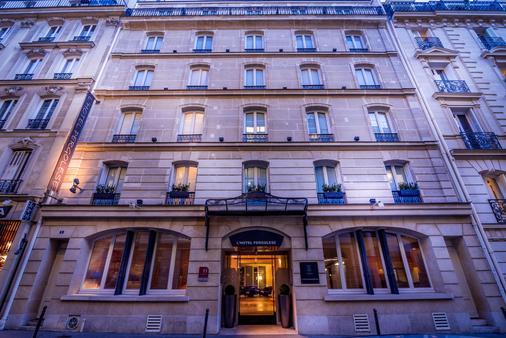 佩尔戈莱塞酒店 - 巴黎 - 建筑